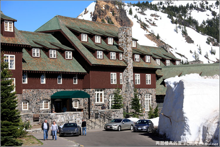 Crater Lake Lodge